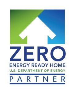 Zero Energy Ready Home, U.S. Department of Energy Partner Logo