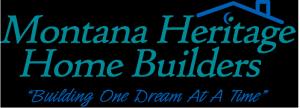 Montana Heritage Home Builders Logo