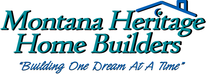 New Home Construction Columbia Falls Montana Heritage Home Builders