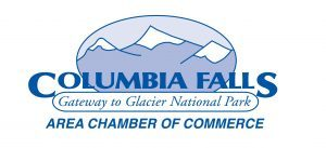 Columbia Falls Area Chamber of Commerce Logo