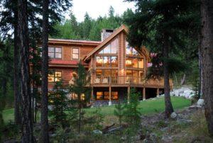 Exterior of Mountain Paradise