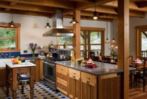 Mountain Paradise Kitchen - MHHB
