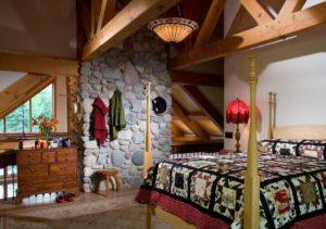 Mountain Paradise Master Bedroom - MHHB